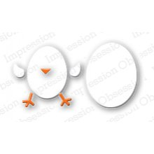 Нож IoStamps - Egg Set - DIE041-A