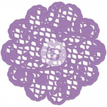 Нож Prima Marketing - Purple Metal: Filigree Lace