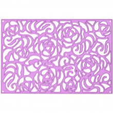 Нож Prima Marketing - Purple Metal: Rose Wall