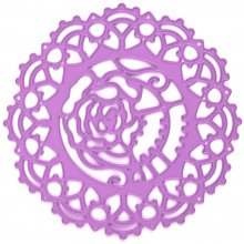Нож Prima Marketing - Purple Metal: Lace Rose