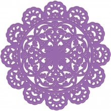 Нож Prima Marketing - Purple Metal: Parisian Lace