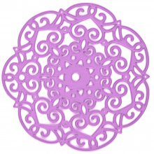 Нож Prima Marketing - Purple Metal: Embroidery Doily
